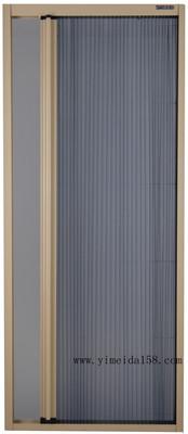 折叠风琴纱窗